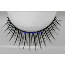 100% hand made Natural False Eyelashes , Fabric Material Ar